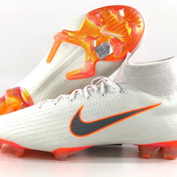 official photos 872e8 1a7a4 Nike Mercurial Superfly 6 Elite FG White Cleats